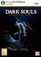 Portada oficial de de Dark Souls: Prepare to Die Edition para PC