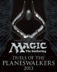 Portada oficial de Magic The Gathering: Duels of the Planeswalkers 2013 PSN para PS3