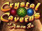 Portada oficial de de Crystal Caverns of Amon-Ra DSiW para NDS