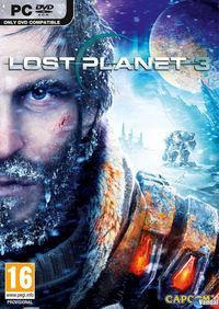Portada oficial de Lost Planet 3 para PC