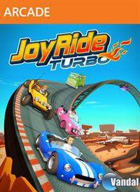 Portada oficial de Joy Ride Turbo XBLA para Xbox 360