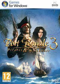 Portada oficial de Port Royale 3: Pirates & Merchants para PC