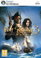 Portada oficial de de Port Royale 3: Pirates & Merchants para PC