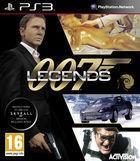 Portada oficial de de 007 Legends para PS3