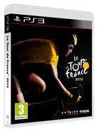 Portada oficial de de Le Tour de France 2012 para PS3