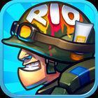 Portada oficial de de RAD Soldiers para iPhone