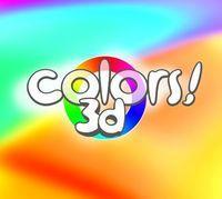 Portada oficial de Colors! 3D eShop para Nintendo 3DS