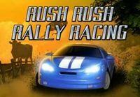 Portada oficial de Rush Rush Rally Racing WiiW para Wii