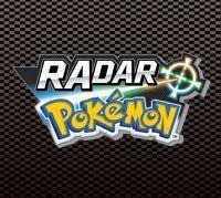 Portada oficial de RAdar Pokémon eShop para Nintendo 3DS