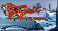 Portada oficial de The Banner Saga: Factions para PC