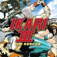 Portada oficial de Ikari III: The Rescue Minis para PSP