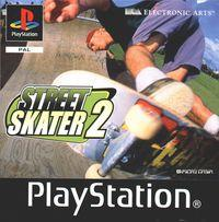Portada oficial de Street Skater 2 para PS One