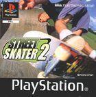 Portada oficial de de Street Skater 2 para PS One