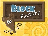 Portada oficial de Block Factory eShop para Nintendo 3DS