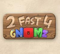 Portada oficial de 2 Fast 4 Gnomz WiiW para Wii