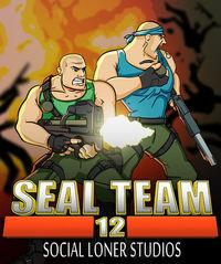 Portada oficial de SEAL Team 12 para PC