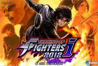 Portada oficial de King of Fighters-i 2012 para iPhone