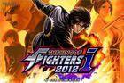 Portada oficial de de King of Fighters-i 2012 para iPhone