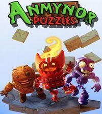 Portada oficial de Anmynor Puzzles para PC