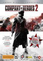Portada oficial de de Company of Heroes 2 para PC