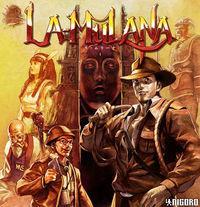 Portada oficial de La-Mulana para PC