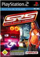 Portada oficial de de Street Racing Syndicate para PS2