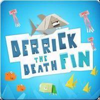 Portada oficial de Derrick the Deathfin PSN para PS3