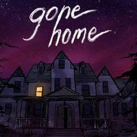 Portada oficial de Gone Home para PC