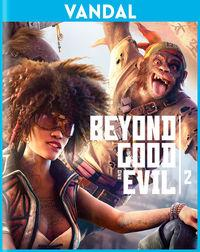 Portada oficial de Beyond Good & Evil 2 para PS4