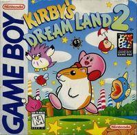Portada oficial de Kirby's Dream Land 2 CV para Nintendo 3DS