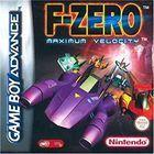 Portada oficial de de F-Zero: Maximum Velocity para Game Boy Advance