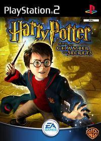 Portada oficial de Harry Potter y la Cámara de los Secretos para PS2