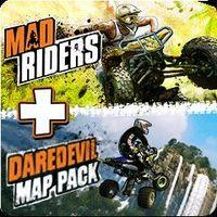 Portada oficial de Mad Riders PSN para PS3