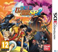 Portada oficial de One Piece Unlimited Cruise SP2 para Nintendo 3DS