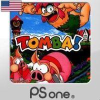Portada oficial de Tomba! PSN para PSP