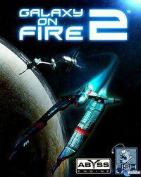 Portada oficial de Galaxy on Fire 2 HD para iPhone