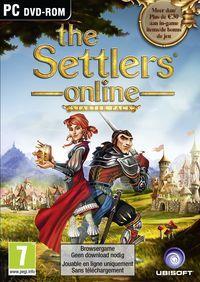 Portada oficial de The Settlers Online para PC