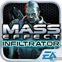 Portada oficial de Mass Effect: Infiltrator para Android