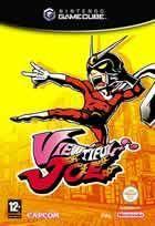 Portada oficial de de Viewtiful Joe para GameCube
