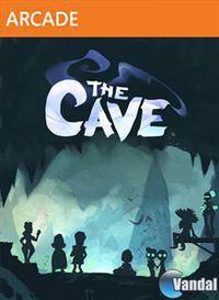 Portada oficial de The Cave XBLA para Xbox 360