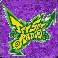 Portada oficial de Jet Set Radio PSN para PSVITA