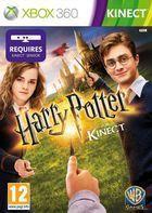 Portada oficial de de Harry Potter para Kinect para Xbox 360