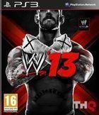 Portada oficial de de WWE 13 para PS3