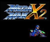 Portada oficial de Mega Man X2 CV para Wii
