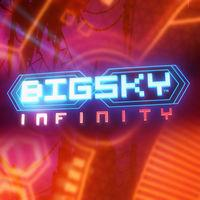 Portada oficial de Big Sky: Infinity PSN para PSVITA