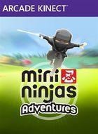 Portada oficial de de Mini Ninjas Adventures XBLA para Xbox 360