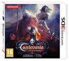 Portada oficial de de Castlevania: Lords of Shadow - Mirror of Fate para Nintendo 3DS