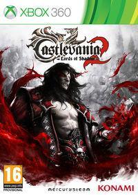 Portada oficial de Castlevania: Lords of Shadow 2 para Xbox 360