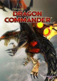 Portada oficial de Divinity: Dragon Commander para PC