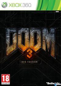 Portada oficial de Doom 3 BFG Edition para Xbox 360
